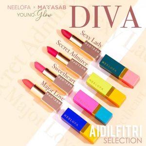 Set Lipstik Diva (Neelofa X Mamasab)