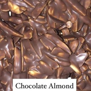 Almond Coklat